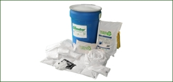 Picture of OIL ONLY 30 GALLON SPILL KIT - SUPER ABSORBENT UPC853529003177