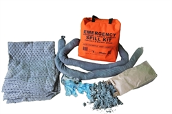 Picture of (10/case) 5 Gallon Universal Spill Kit - UPC 853592003443
