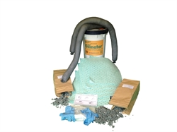 Picture of (units) Universal Spill Kit 6.5 Gal. drum