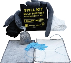 Picture of 9 GALLON CAPACITY MULTIPURPOSE SPILL KIT
