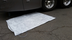 Picture of Oilinator® SUPER Extra Large (XL) Oil Only Pavement & Ground Protector® (6 units)